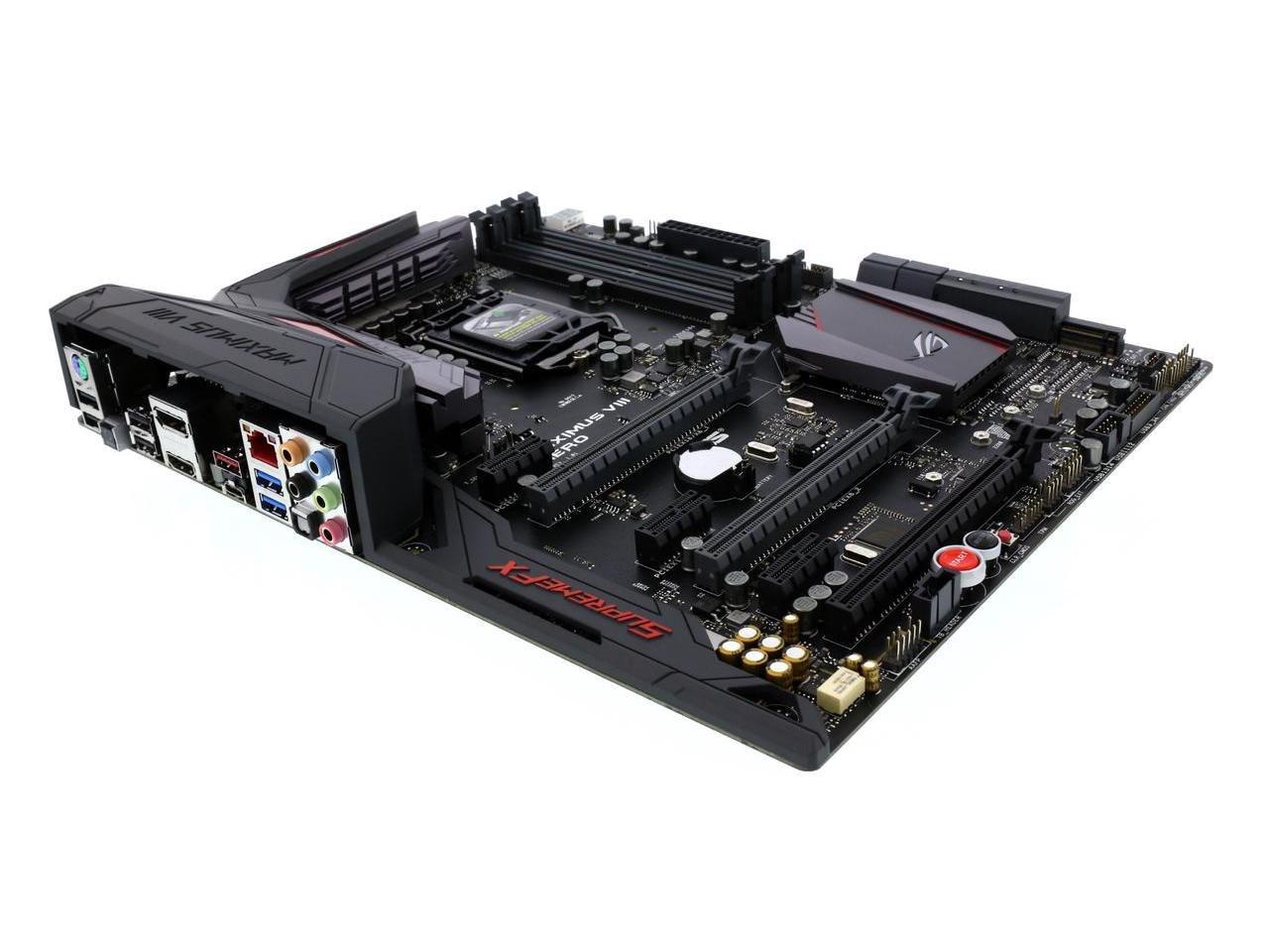ASUS ROG LGA 1151 Intel Z170 HDMI SATA 6Gb/s USB 3.1 ATX Intel Motherboard Mo... 1