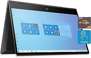 HP Envy x360 15-ds1010wm 15.6'' FHD IPS Laptop AMD Ryzen 5 4500U 8GB 256GB SSD