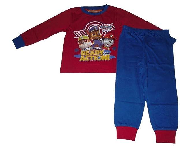 Boys Pyjamas Or Sleepsuit Paw Patrol 2-6 Years