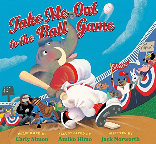 Take Me Out to the Ball Game by Charlesbridge (Image #4)