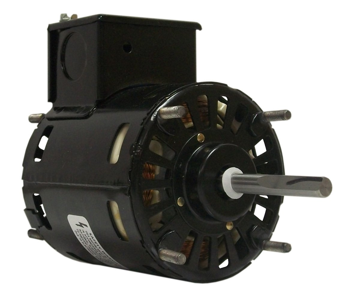 Fasco D1142 3.3-Inch Diameter Shaded Pole Motor, 1/15 HP, 115/230 Volts, 1500 RPM, 1 Speed, 1.7-.9 Amps, CW Rotation, Sleeve Bearing by Fasco B007VJY8BU