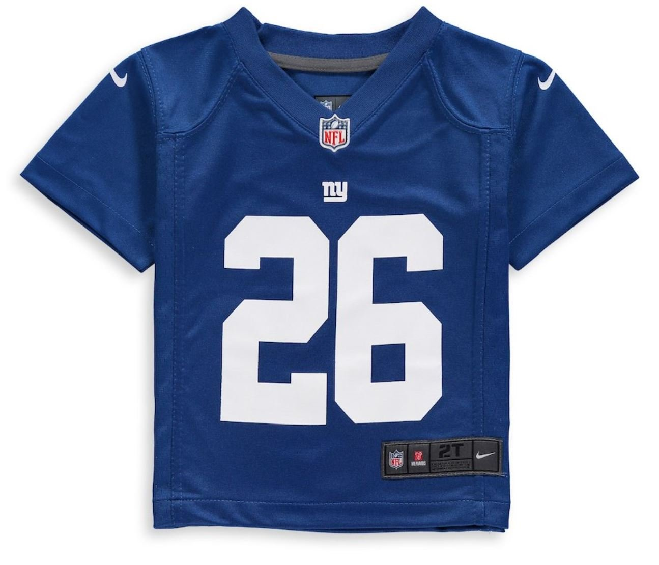 Amazon.com   NIKE Saquon Barkley New York Giants Team Color Toddler Jersey    Sports   Outdoors 8c86aaaf7
