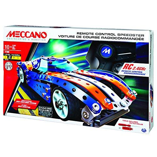 Meccano RC Muscle Car (Muscle Car Set)