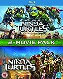 Teenage Mutant Ninja Turtles 2-Movie Pack (TMNT / TMNT: Out of the Shadows) [Blu-ray]