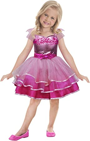 amscan 9900419 – Niños Disfraz Barbie Ballet, 92 – 98 cm: Amazon ...