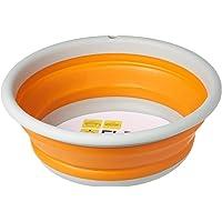 "Flexus FC200 Collapsible Basin, 10.5"",Orange/White"