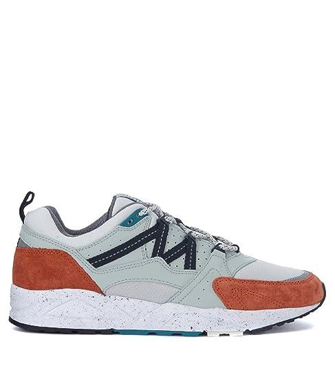 3f7a83e6debc8 Karhu Men's Sneaker Fusion 2.0 in Pelle, Suede E Nylon Balistico 11 ...