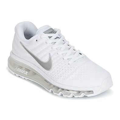 Nike Air Max 2017 GS 851622 100, Scarpe da Ginnastica Basse