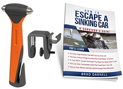 LIFE HAMMER PLUS Safety Hammer FREE Car Escape Guide This Is The NEW IMPROVED