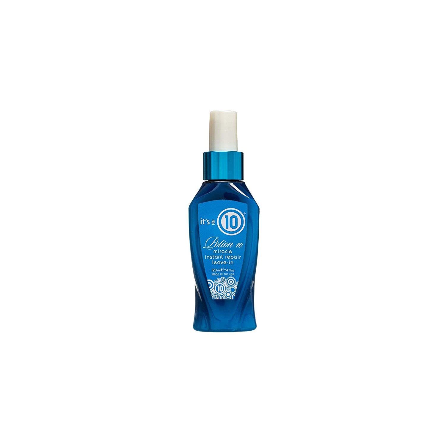 It's a 10 Haircare Potion Miracle 10 Instant Repair Leave-In, 2 fl. oz.