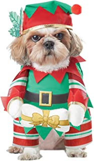 Elf Pup Dog Costume  sc 1 st  Amazon.com : cat christmas costumes  - Germanpascual.Com