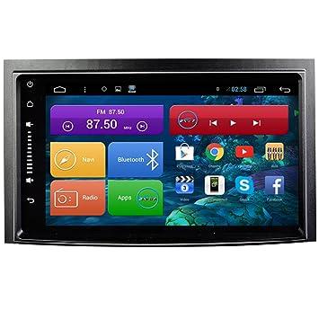 Generic 8 pulgadas Android 4.4.4 capacitiva pantalla táctil coche GPS para Toyota Venza 2013