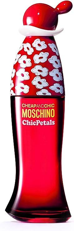 Moschino Cheap & Chic Petals Agua de Colonia - 100 ml: Amazon.es: Belleza