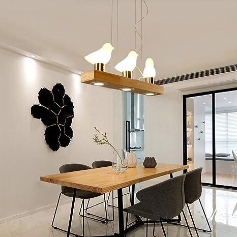 Tavolo da pranzo lampadario a sospensione a LED lampada a ...