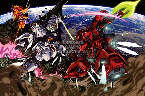 """CGC Huge Poster - Mobile Suit Gundam Char's Counter Attack Anime 0079 - ANI057 (16"""" x 24"""" (41cm x 61cm))"""