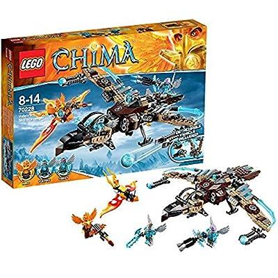 LEGO Chima Vultrix's Sky Scavenger 70228: Toys & Games