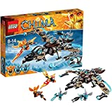 Brand new LEGO Chima 70228 Vultrixs Sky Scavenger block From JAPAN