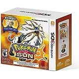 Nintendo 3DS - Pokemon Sun with Solgaleo Figure