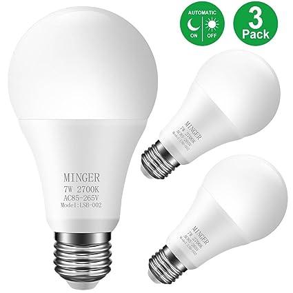Dusk to dawn light bulb minger 7w smart automatic led bulbs with dusk to dawn light bulbminger 7w smart automatic led bulbs with auto on workwithnaturefo