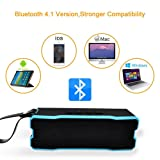 Bluetooth Speaker Portable Rechargeable Mini Stereo