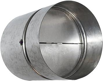 Válvula antirretorno LG BDS-100 L tubo de conexión DIN de diámetro por 100: Amazon.es: Bricolaje y herramientas