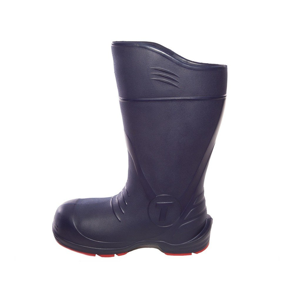 TINGLEY 26256.1 26256 SZ10 Footwear: Boots-Rubber Safety Toe, 10 Blue by TINGLEY (Image #3)