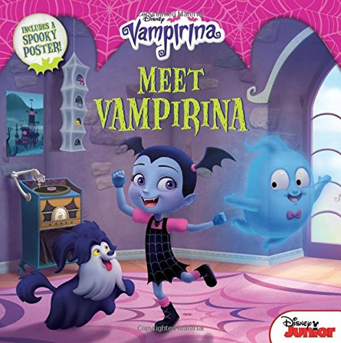Vampirina Meet Vampirina -