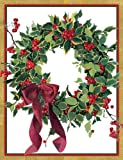 "Caspari Holiday Cards, ""Christmas Gone By"" Lynn Haney Design, Box of 20 Christmas Cards with Envelopes"