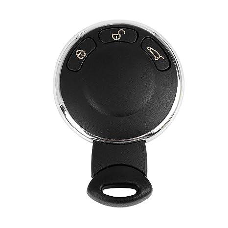 Amazon.com: uxcell KR55WK49333 - Mando a distancia para BMW ...