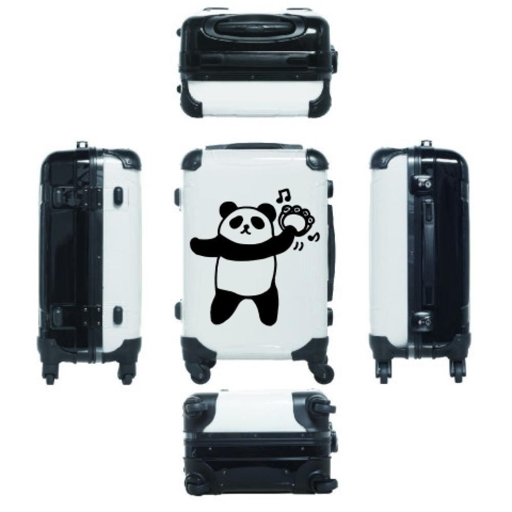 (クラブティー) ClubT パンダのシャンシャン キャリーバッグ(31L) 31L   B079J25JM6