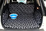Oxford Pet Car SUV Van Back Truck Cargo Bed Liner Cover Waterproof for Dogs Cats