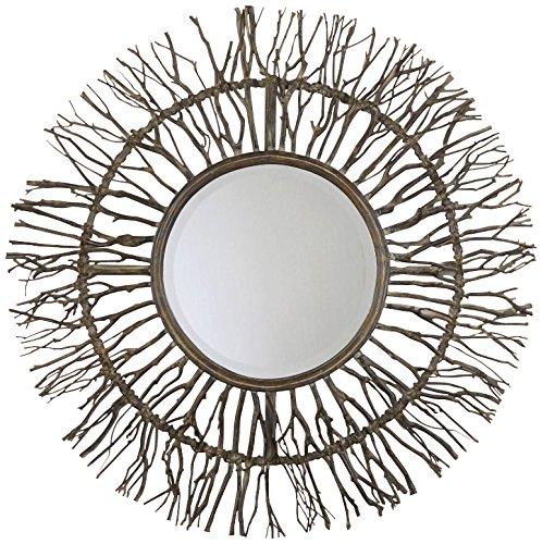 Uttermost 13705 Josiah Woven Mirror