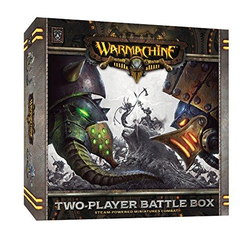 Free Warmachine Two Player Battle Box mk3