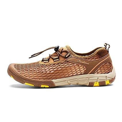 Sommer Sport Sandalen Männer Outdoor Wasser Schuhe für Wandern Trekking Laufen Atmungsaktiv Schnell Trocknend Sneaker Plus Größe