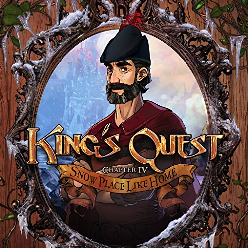 King's Quest - Chapter 4: Snow Place Like Home - PS4 [Digital Code]