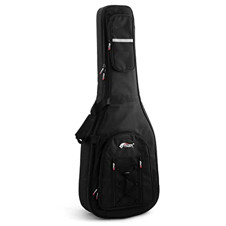 Tiger GGB42-CL Luxus - Funda para guitarra clásica: Amazon.es ...