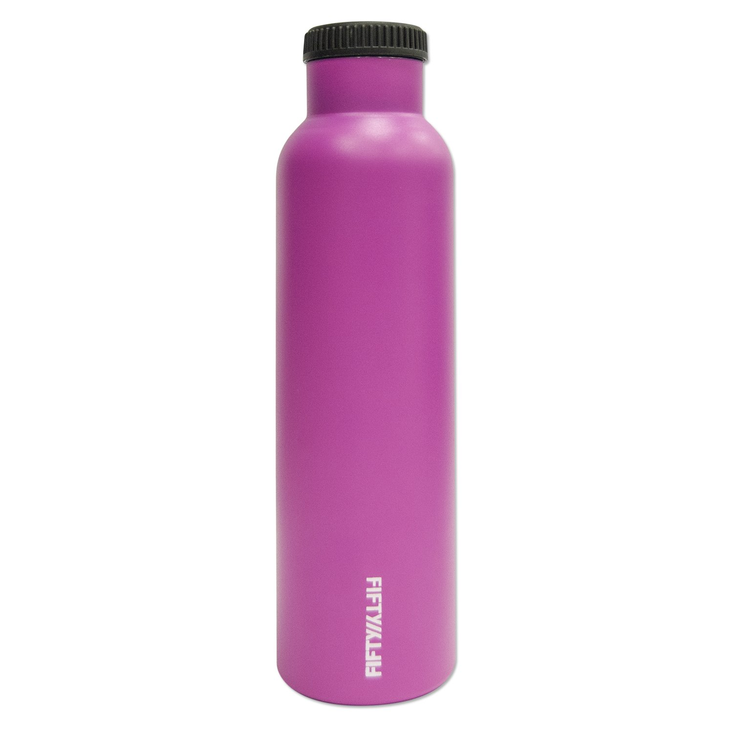 Fifty/Fifty Pink Vacuum-Insulated Stainless Steel