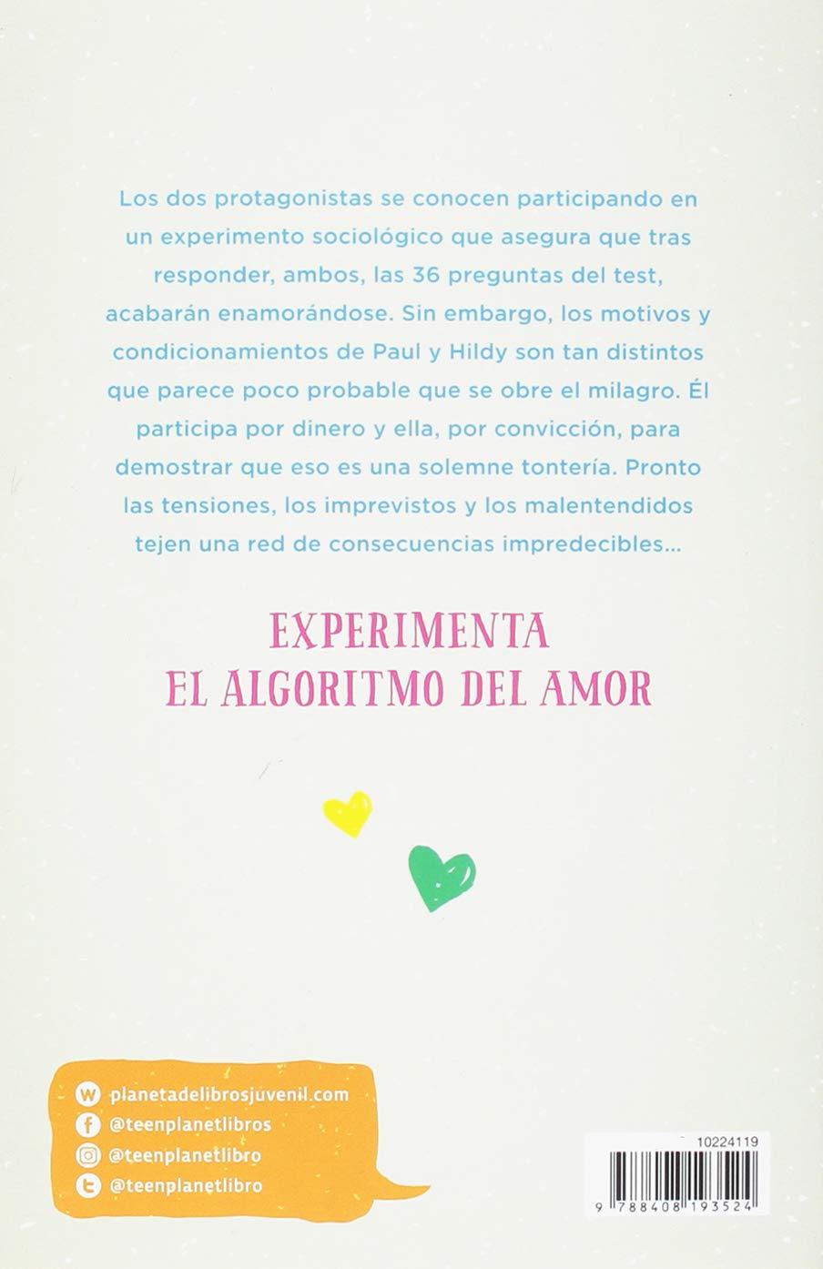 36 Preguntas Para Enamorarte De Mí Crossbooks Amazon Es Grant Vicky Cuevas Morales Silvia Libros