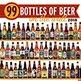 99 bottles of beer on the wall - 99 Bottles of Beer on the Wall 2018 Wall Calendar