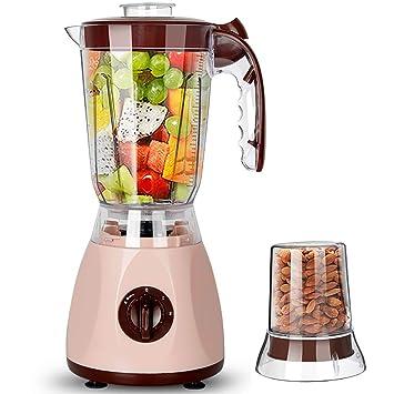 Exprimidor Multifuncional Exprimidor, Fruta Exprimidor, Máquina de cocción de Verduras, Batido doméstico Batidor de Frutas para Alimentos, Molino para moler ...