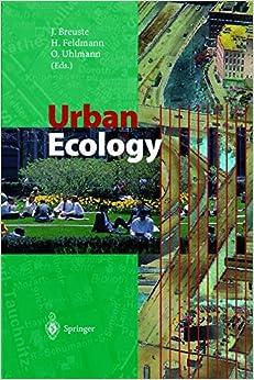 Book Urban Ecology