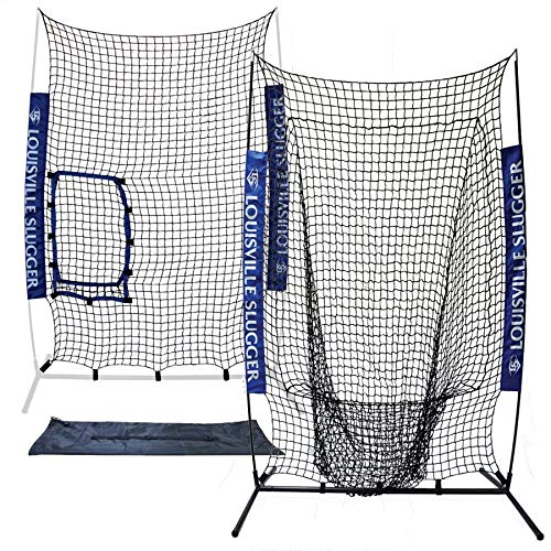 Louisville Slugger Flex Screen/Sock Net Combo