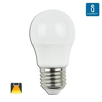 W Chaude Led À Culot Aigostar 175948 Vis G45 Gros 4 Lumière Ampoule MVSUpz