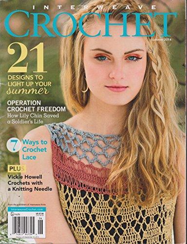 Interweave Crochet Magazine (Interweave Crochet Magazine Summer 2014)