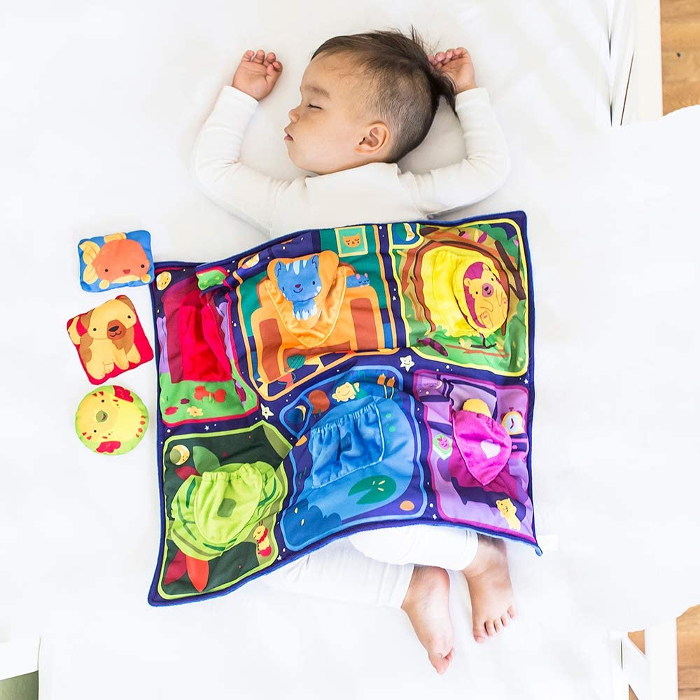EI-3612 Learning Resources Resources-EI-3612 Couverture Snuggly-Bright Basics de