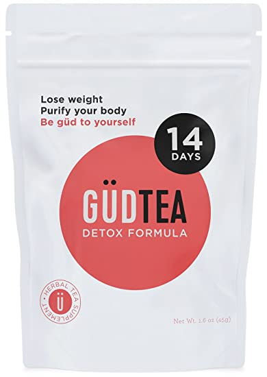 Amazon Com Gudtea Weight Loss Tea Appetite Suppressant 14 Day