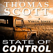 STATE OF CONTROL: DETECTIVE VIRGIL JONES MYSTERY SERIES, BOOK 3
