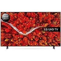 "LG 60UP8000-ALEXA 2021-Smart TV 4K UHD 153 cm (60"") con Procesador Quad Core, HDR10 Pro, HLG, Sonido Virtual Surround…"