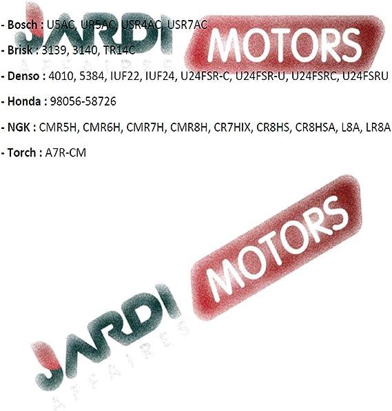 Jardiaffaires Champion Rz7c Kerze Für Thermomotor Garten