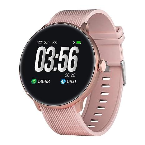 Schlafmonitor Fitness Männer Ip67 Frauen Wasserdicht Blutdruck Herzfrequenz Schrittzähler Kalorienzähler Aktivitätstracker Bluetooth Smartwatches H9ID2WE